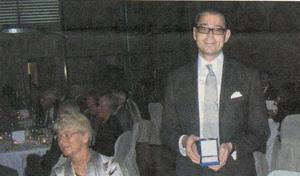 Thomas Mathà Gewinner in Rom