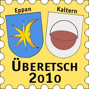Logo Überetsch 2010