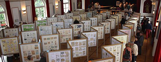 Briefmarkenausstellung