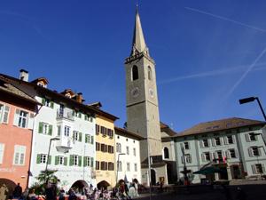 Marktplatz Kaltern