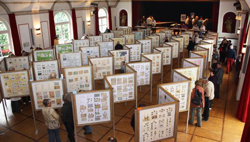 Überetsch 2011 - Briefmarkenausstellung in Kaltern