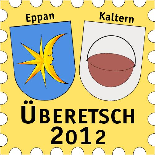 Überetsch 2012 - Briefmarken Ausstellung