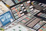 Briefmarken, Blöcke und Serien