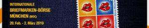 Briefmarken-Börse München @ MOC München
