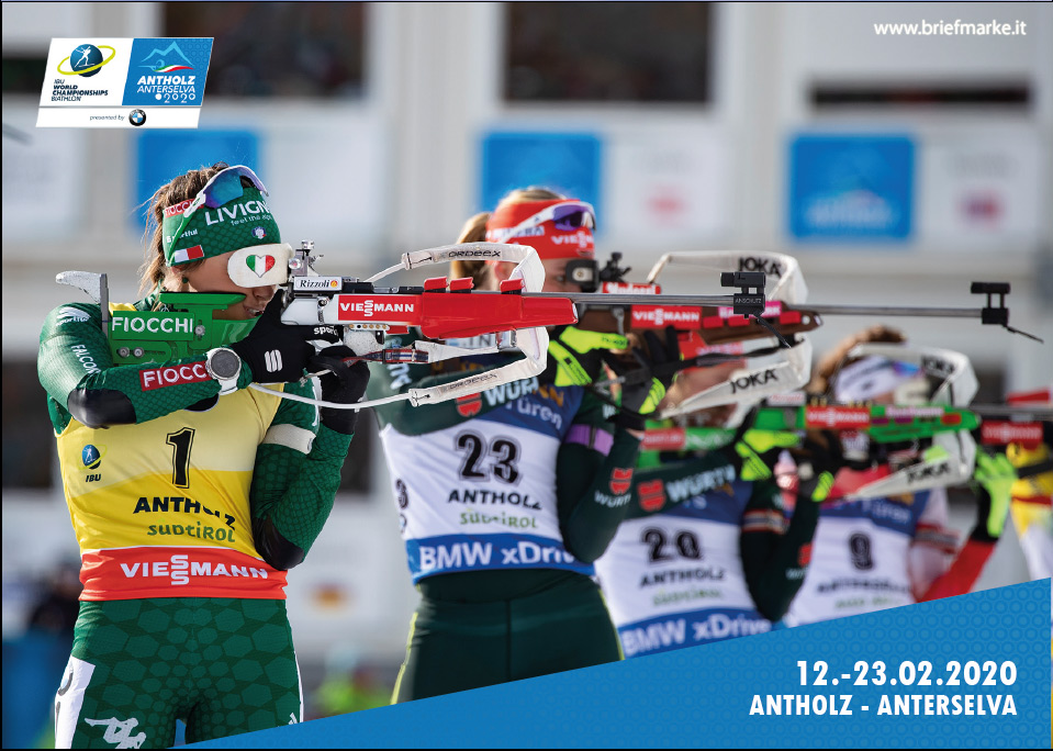 Biathlon WM 2020 Antholz
