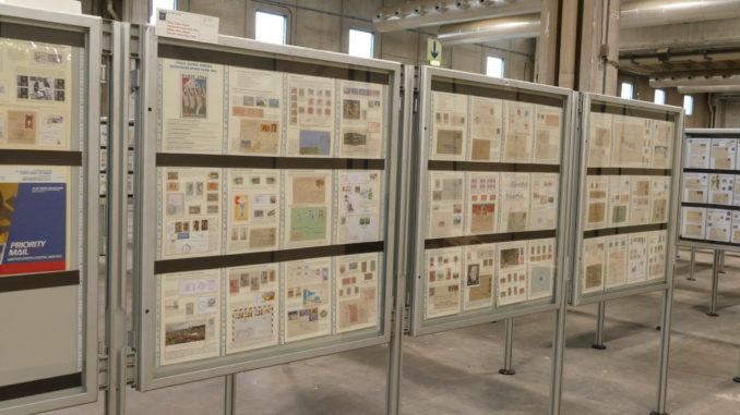 ECTP Europäische Meisterschaft der thematischen Philatelie in Verona