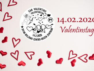 Sonderstempel Valentinstag